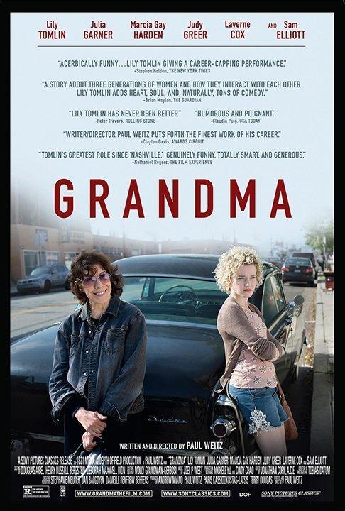 Grandma – 11th April