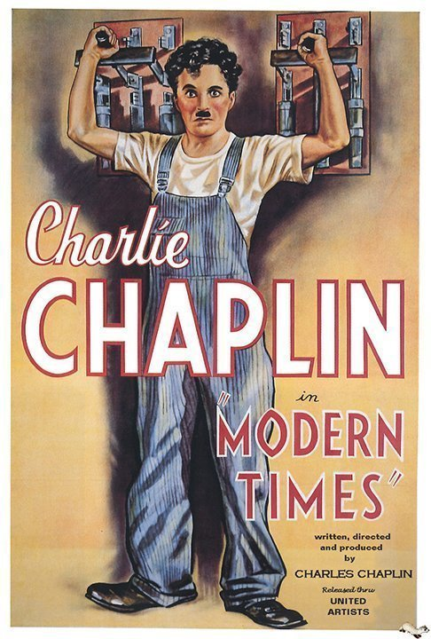 Modern Times – Tuesday 25th April (Special Event)